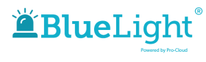 Pro-Cloud BlueLight logo