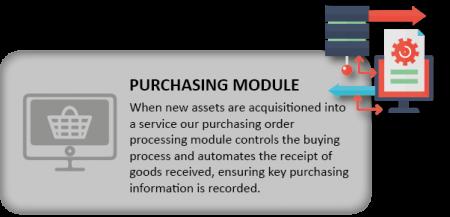 purchasing module pop-up