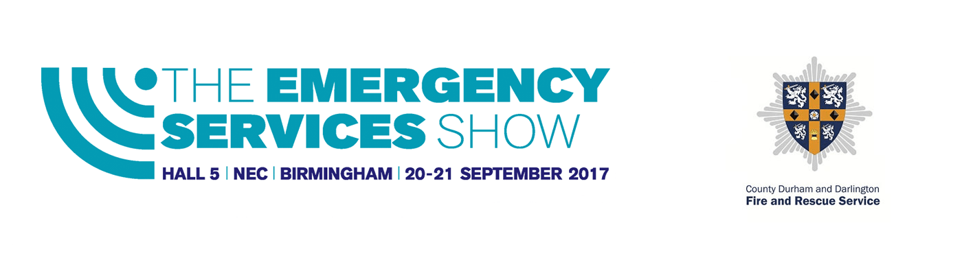 emergency service show logo with CDDFRS logo