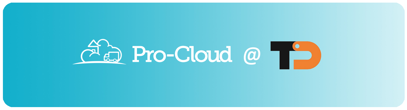 pro-cloud and trade days show logo