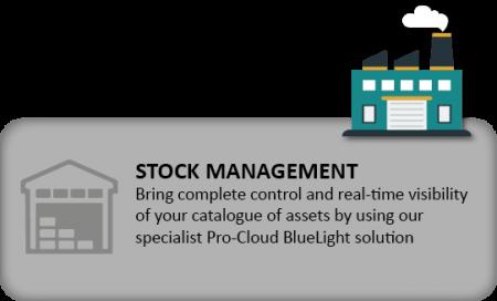 stock management pop-up