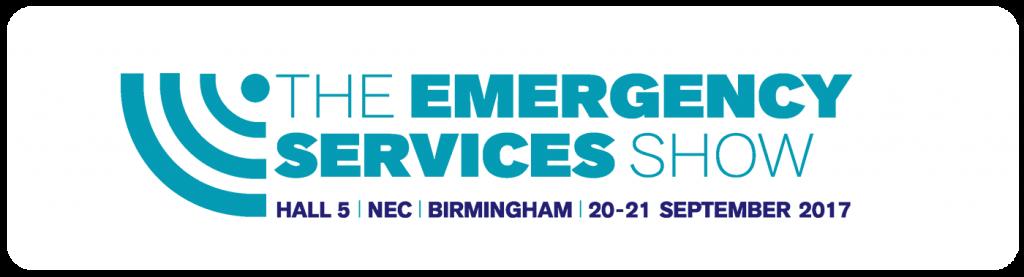 emergency services show logo 2017