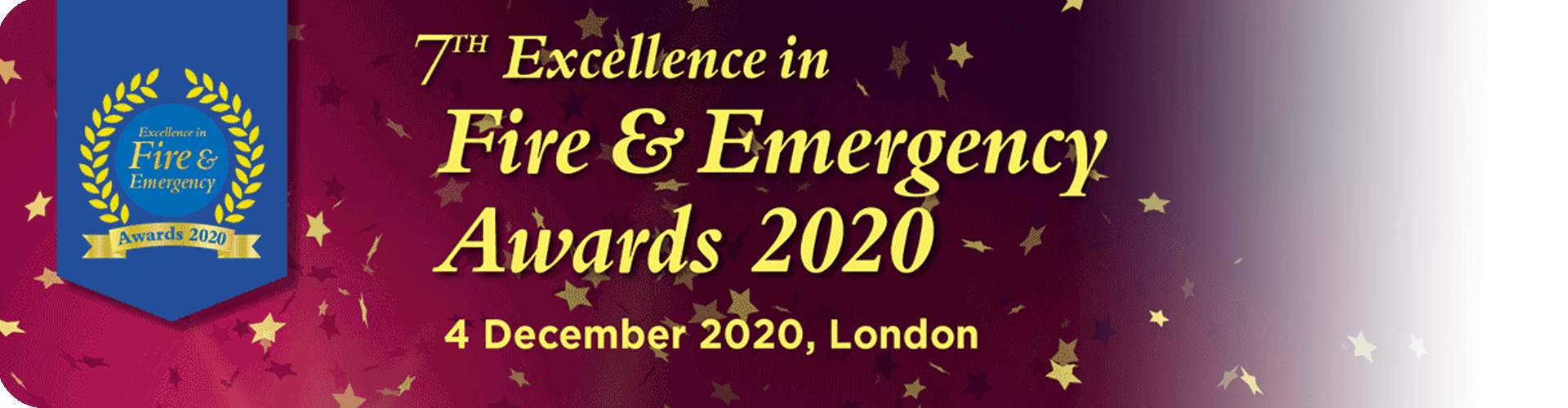 fire and emergency awards 2020 branding