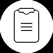 clipboard task icon