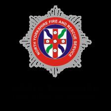 North Yorkshire FRS logo